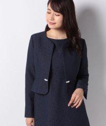 Dear Princess/【セットアップ対応商品】小花マトラッセジャケット/501237831