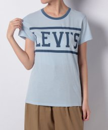 LEVI'S LADY/PERFECT GRAPHIC TEE SPORT LOGO CASHMERE/501228206