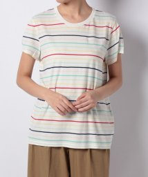 LEVI'S LADY/PERFECT CREW PERRY MULTI COLOR STRIPE/501228213