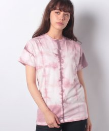 LEVI'S LADY/LMC BOY TEE KEEPSAKE LILAC SHIBORI KEEPS/501228246