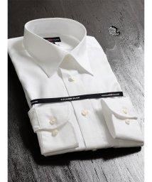 TAKA-Q/綿100%形態安定(ノーアイロン)レギュラーフィットレギュラーカラー長袖ビジネスドレスシャツ/501198414