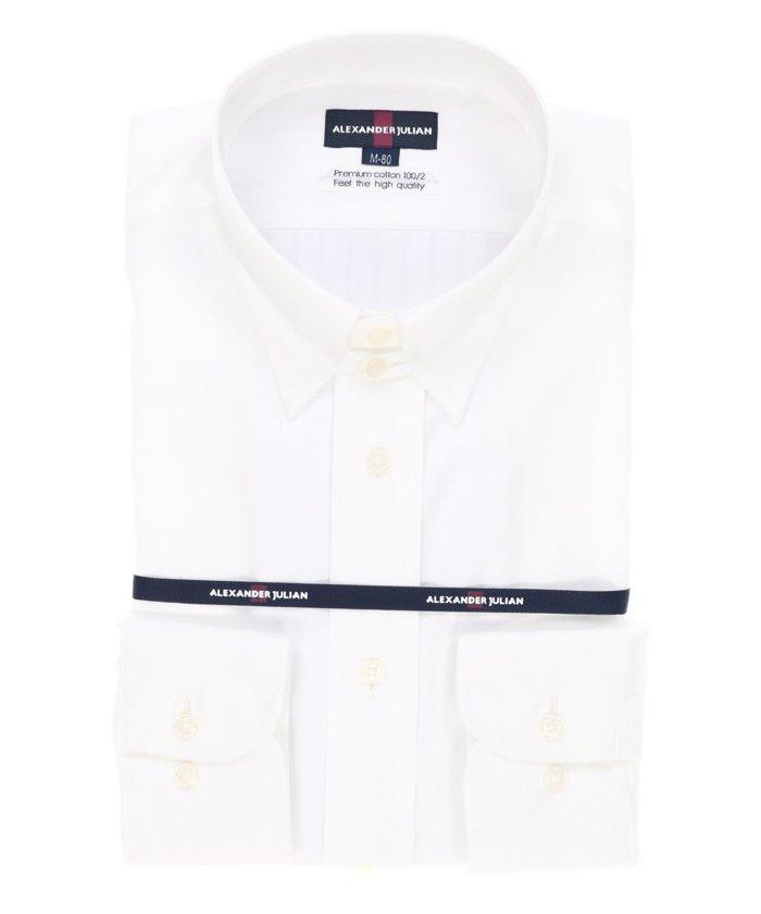 綿100%100双形態安定(ノーアイロン)レギュラーフィットテープ縫製タブカラービジネスドレスシャツ