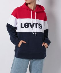 LEVI'S LADY/COLORBLOCK SPORT HOODIE RETRO COLORBLOCK/501228297