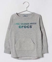 crocs(KIDS WEAR)/CROCSキルティングトレーナー/501236835