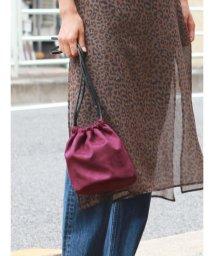 Ungrid/カラーミニ巾着BAG/501244026