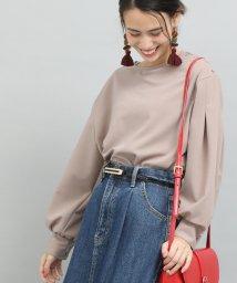 ViS/肩釦ボリューム袖プルオーバー/501249841