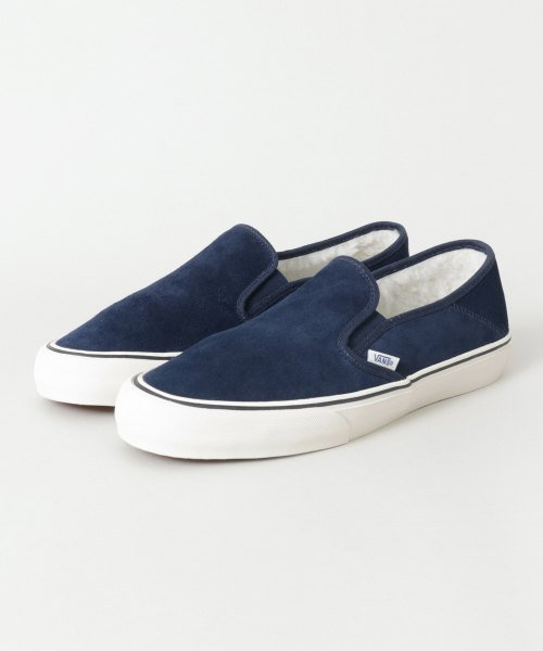 URBAN RESEARCH Sonny Label(アーバンリサーチサニーレーベル)/VANS SLIP-ON SF/VN0A3MVDUD4-SM