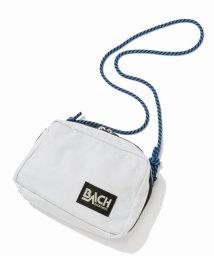JOURNAL STANDARD/BACH/バッハ×JS :ACCESSORY BAG White SMU/501252252