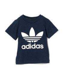 こどもビームス/adidas / オリジナルス ベビー トレフォイル ロゴ プリント Tシャツ 18 ボーイズ & ガールズ 80~100cm/501162103
