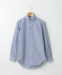 NOLLEY'S goodman/100/2 ノンプレスワイドカラーシャツ/501246087