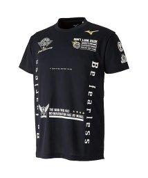 MIZUNO/ミズノ/グラフィックTシャツ/501253566