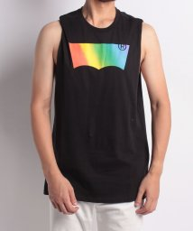 LEVI'S MEN/COMMUNITY SLEEVELESS TEE HM RAINBOW GRAD/501228141