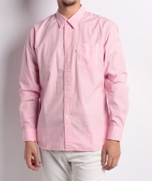 LEVI'S MEN/SUNSET 1 POCKET SHIRT SUPIMA COTTON OVE/501228146