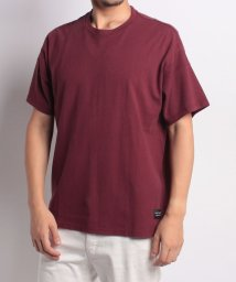LEVI'S MEN/L8 ATHLETIC BOXY TEE ZINFANDEL/501228159