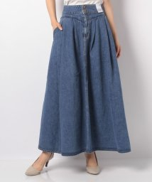 actuelselect/【SOMETHING】MAXI FLARE SKIRT/501244872