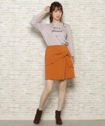 WILLSELECTION/リボンモチーフタイトスカート/501252585