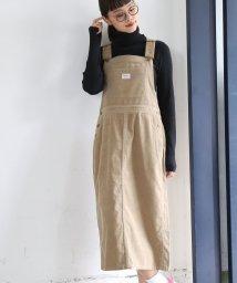 coen/【先行販売】SMITH(スミス)コーデュロイジャンパースカート ( サロペットスカート )/501256410