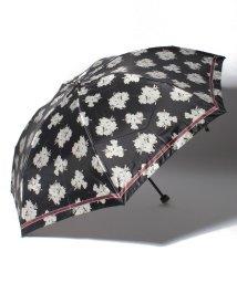 LANVIN Collection(umbrella)/ポリエステル30デニールサテンプリントリリー ミニ傘/LC0001105