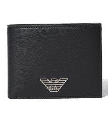 EMPORIO ARMANI/EMPORIO ARMANI Y4R165 YLA0E 81072 二つ折り財布/501248679
