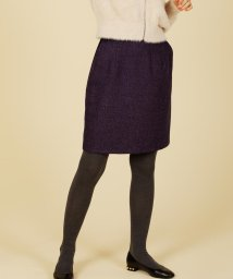 fredy emue/T/R起毛ツィードスカート/501249003