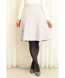 PROPORTION BODY DRESSING/【美人百花 11月号掲載】ライトビーバーフレアースカート/501255423