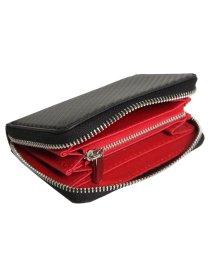 REAL STYLE/カーボン調 フェイクレザー ミニ財布/501259207
