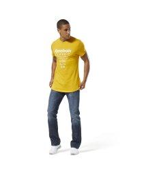 Reebok/リーボック/メンズ/GP ロンガー Tシャツ/501260034