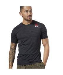 Reebok/リーボック/メンズ/クロスフィット ACTIVCHILL ショートスリーブTシャツ GAMES/501260041