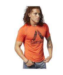 Reebok/リーボック/メンズ/ワンシリーズ ACTIVCHILL グラフィック MOVE Tシャツ/501260042