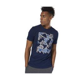 Reebok/リーボック/メンズ/GS カモグラフィック ショートスリーブTシャツ/501260048