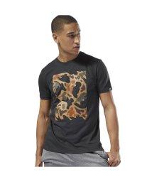 Reebok/リーボック/メンズ/GS カモグラフィック ショートスリーブTシャツ/501260049