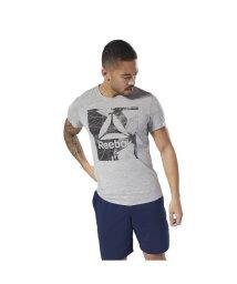 Reebok/リーボック/メンズ/WOR SUPREMIUM ショートスリーブTシャツ/501260050