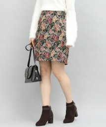 ViS/ゴブラン台形ミニスカート/501260229