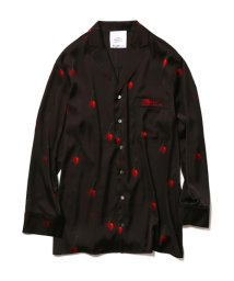GELATO PIQUE HOMME/【Joel Robuchon & gelato pique】HOMMEチェリーサテンシャツ/501260282