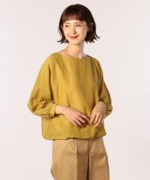 fredy emue/9分袖 裾バルーンブラウス/501248989