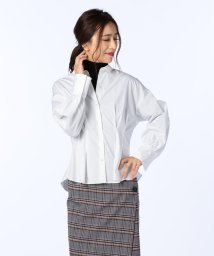 NOLLEY'S/タイプライターウエストタックシャツ/501249038