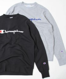 coen/Champion(チャンピオン)ロゴプリントベーシッククルーネックスウェットシャツ(C3-H004)(一部WEB限定カラー)/501252702