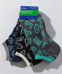 BENETTON (mens)/メンズロゴSソックス・靴下/501252840