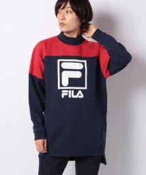FILA/スウェットワンピース/501255016