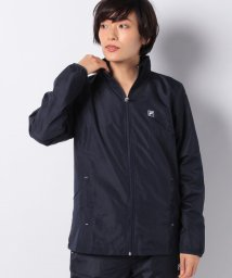 FILA/【セットアップ対応商品】タフタ×裏トリコジャケット/501255017