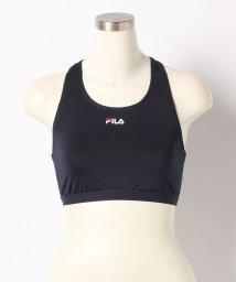 FILA/カップ付Yバックスポーツブラ/501255020