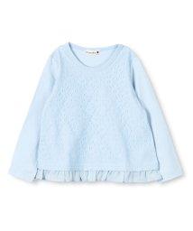 branshes/花レース長袖Tシャツ/501255720