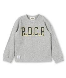 RADCHAP/RDCPロゴ長袖Tシャツ/501255760