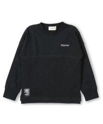 RADCHAP/バックロゴビックシルエット長袖Tシャツ/501255762