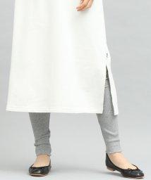 ViS/テレコリブ裾メローレギンス/501257494