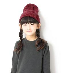 devirock/【nina's11月号掲載】無地ベーシックニット帽 ニットキャップ/501259116