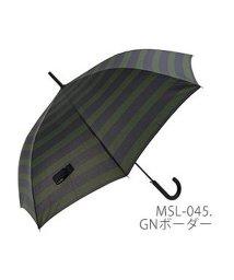 BACKYARD/ワールドパーティー W.P.C #MSL MEN umbrella LONG 紳士用長カサ/501259376