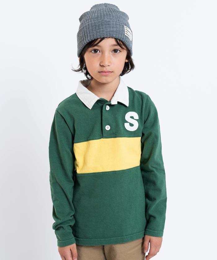 7e1f1898b6eaa セール SHIPS KIDS ラガーシャツ 2018FW(100~130cm)(501261497 ...