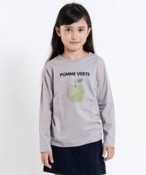 SHIPS KIDS/SHIPS KIDS:フルーツプリント TEE(100~130cm)/501262688