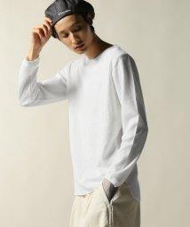 JOURNAL STANDARD relume Men's/TCワッフル サーマルロングTシャツ/501263034